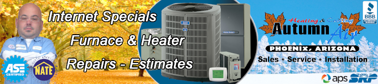 Heat Pump Services in Arizona